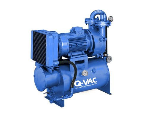Closed Loop Oil Sealed Vacuum Pump