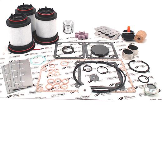Vacuum Priming Systems Spare Parts