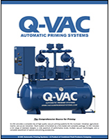 q-vac automatic priming systems brochure